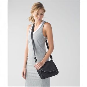 Lululemon Party Om Crossbody Bag Black